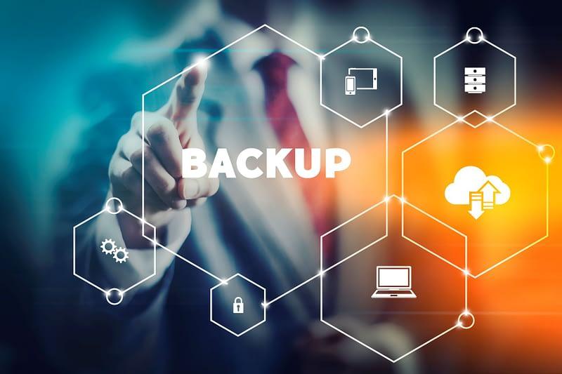 Alert Rental's EasyVault Backup to never lose your data