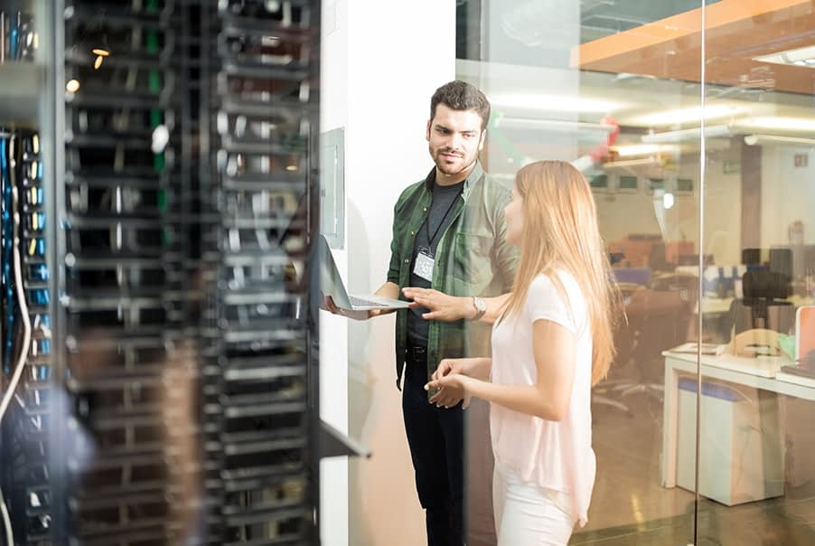 Alert Rental's Safe and Secure Cloud Hosting for Your IT Functionality